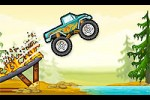 Monster Truck vs. Forest