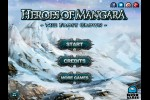 Heroes of Mangara: The Frost Crown