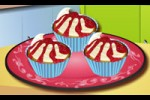 Sara\'s Cooking Class: Cherry Cup Cake
