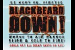 Black Beard Down Pirate